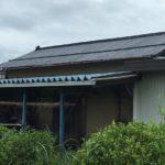 小屋トタン屋根塗装