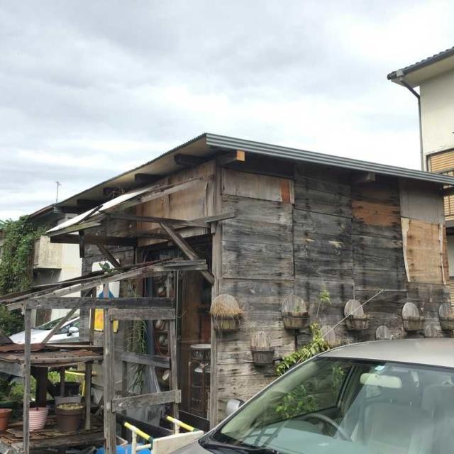 屋根張替え完了